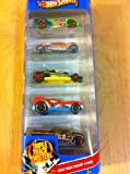 Hot Wheels HW Triple Track Twister-5 pack