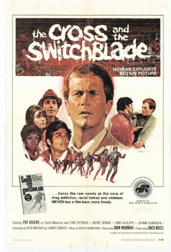 The Cross And The Switchblade Movie Poster 1970