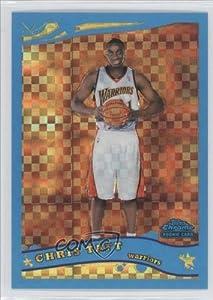 Chris Taft #9/90 Golden State Warriors (Basketball Card) 2005-06 Topps