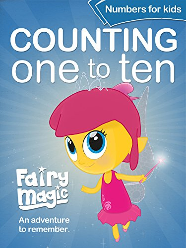 Fairy Magic Counting One to Ten