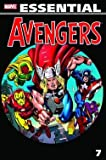 img - for Essential Avengers TP Vol 07 book / textbook / text book