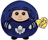 Ty Beanie Ballz Toronto Maple Leafs Plush, NHL at Amazon.com