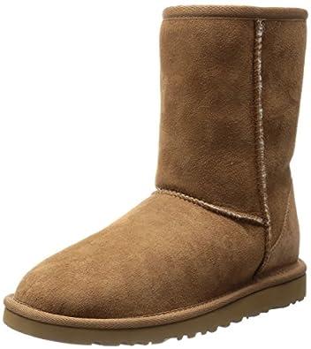 UGG australia Classic Short 5825, Women's Boots - Light Brown, 42 EU