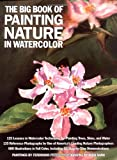 img - for The Big Book of Painting Nature in Watercolor book / textbook / text book