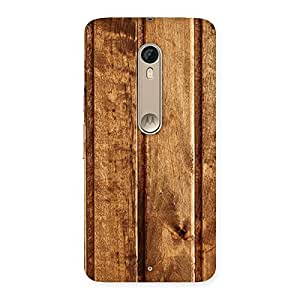 Gorgeous Wood Texture Back Case Cover for Motorola Moto X Style