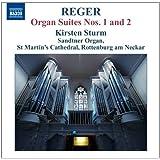 V 12: Organ Works Suites No.