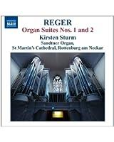 Oeuvres Pour Orgue /Vol.12 : Suites N°1, Op.16 & N°2, Op.92