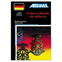 Assimil Language Courses / El Nuevo Aleman Sin Esfuerzo (German for Spanish Speakers) / Book PLus 4 Compact Discs (German and Spanish Edition) download ebook