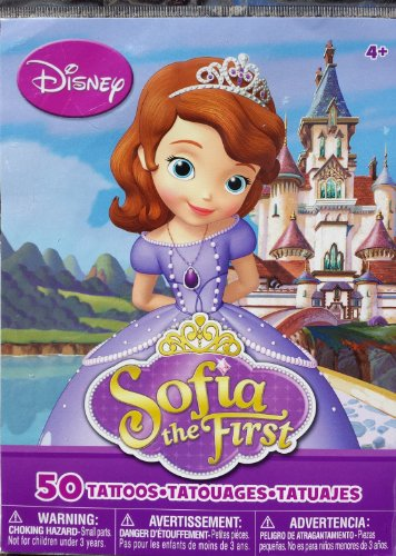 Sofia the First 50 Count Tattoos - 1
