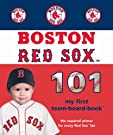 Boston Red Sox 101 (101 My First Team-Board-Boo​ks)