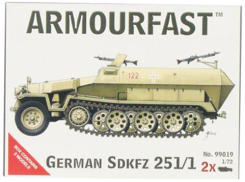 Armourfast 1:72 - Hanomag - HAT99019