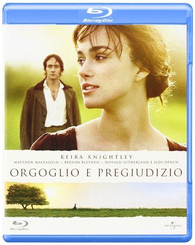 Orgoglio e pregiudizio [Blu-ray] [IT Import]