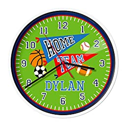 Olive Kids Personalized Game on Clock with White Case