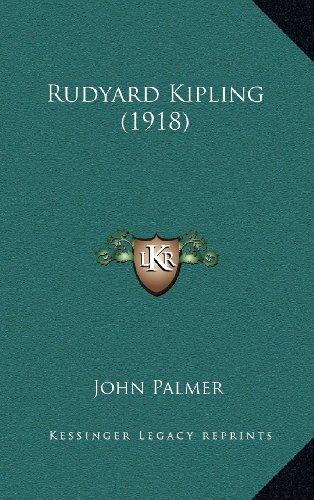 Rudyard Kipling (1918)