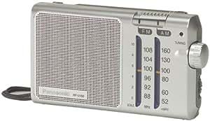 Panasonic RF-U160EG9-S Radio portable Argent (Import Allemagne)
