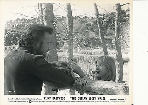 CLINT EASTWOOD/SONDRA LOCKE/OUTLAW JOSEY WALES/8X10 ORIGINAL PHOTO AA2876