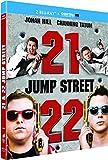 21 & 22 Jump Street [Blu-ray + Copie digitale]