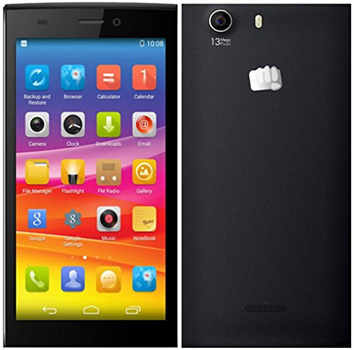 Upto 55% off on Used Mobiles By Amazon | Micromax Canvas Nitro 2 E311 (Grey-Silver) @ Rs.5,499