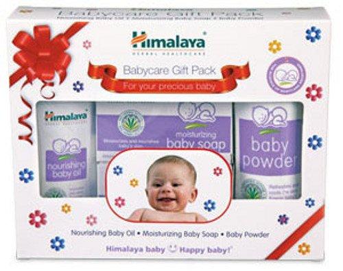 Buy Himalaya Herbals Babycare Gift Box Oil Soap And