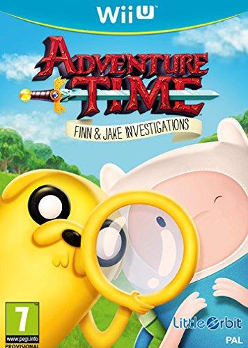 Adventure Time Finn e Jake Detective Nintendo Wii U PDF