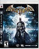 Batman: Arkham Asylum - PlayStation 3 Standard Edition