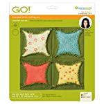 """AccuQuilt GO! Rag Circle-6 1/2"""" by Heather Banks"""