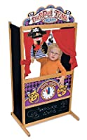 Melissa & Doug Deluxe Puppet Theater by Melissa and Doug