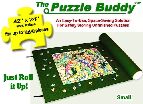 Cheap R & B Products Puzzle Buddy 1500 Jigsaw Puzzle Mat – 42″ X 24″ (B002WU5LMS)