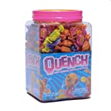 Quench Gum By Mueller Thirst Quenching Gum 300/tub