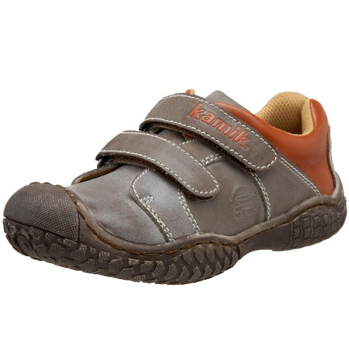Kamik Kids' Pacer Hiking Shoe,Coffee,9 M US Toddler