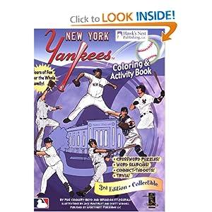 New York Yankees Coloring