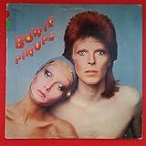 DAVID BOWIE Pin Ups LP Vinyl VG+ Cover VG Sleeve 1973 RCA APL1 0291