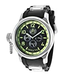 Invicta Russian Diver Collection 3 Eye Multi-Function Screw Down Crown 48mm Watch 1798