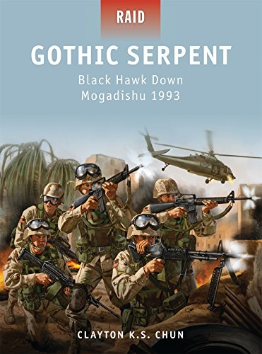 Gothic Serpent: Black Hawk Down Mogadishu 1993 (Raid)