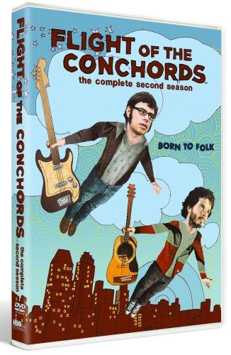 Flight of the Conchords 2 [Reino Unido] [DVD]