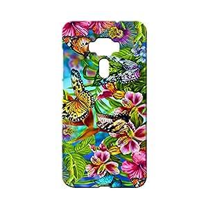 G-STAR Designer Printed Back case cover for Asus Zenfone 3 (ZE520KL) 5.2 Inch - G3162