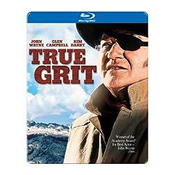 True Grit [Blu-ray Steelbook]