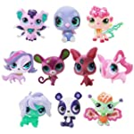 Littlest Pet Shop Loose Fairies Actio...