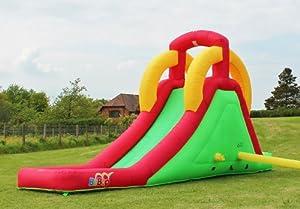 BeBop 15ft Single Inflatable Water Slide