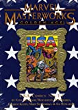 Marvel Masterworks USA Comics Vol 76 HC Variant NEW (0785124799) by Jack Kirby