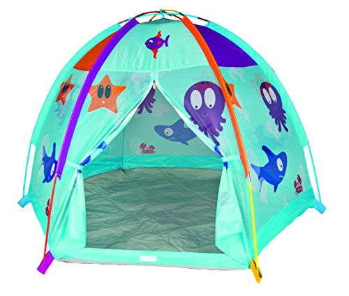 """Pacific Play Tents Ocean Adventures Dome Tent, 72"""" X 60"""" X 49"""" High front-704735"""