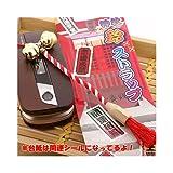 ◆開運招福◆神社鈴携帯ストラップ