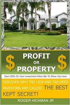 Profit OR Property