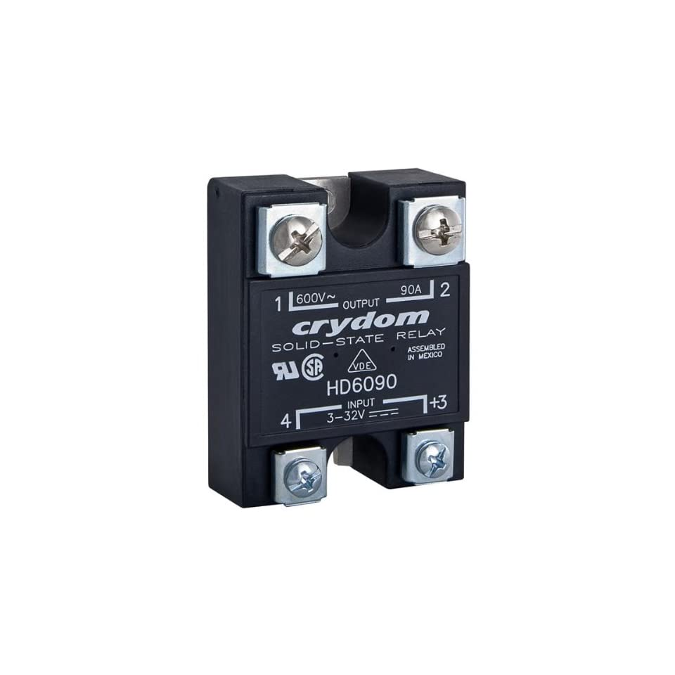 SSR-80A DD DC-DC Solid State Relay input 3-32VDC output 5