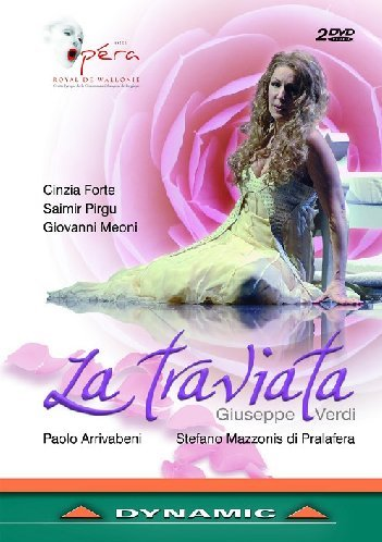La Traviata, by Giuseppe Verdi (Opera Royal de Wallonie, Liège 2009) [DVD] [NTSC]