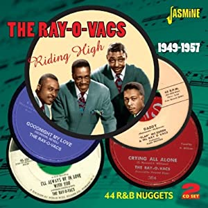 Riding High 1949-1957: 44 R&B Nuggets