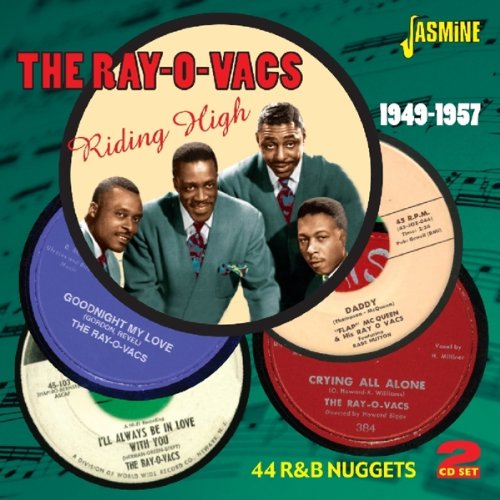 Riding High 1949-1957 - 44 R&B Nuggets [Original Recordings Remastered] 2Cd Set front-315595