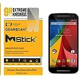 MStick Guardian Plus Series Premium HD Tempered Glass For Motorola Moto G2
