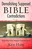 Demolishing Supposed Bible Contradictions***
