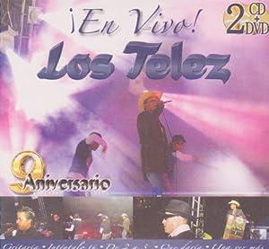 Los Telez - Los Telez (En Vivo 9 Aniversario Cd Dvd Dvdt-13050
